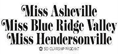 Miss Blue Ridge